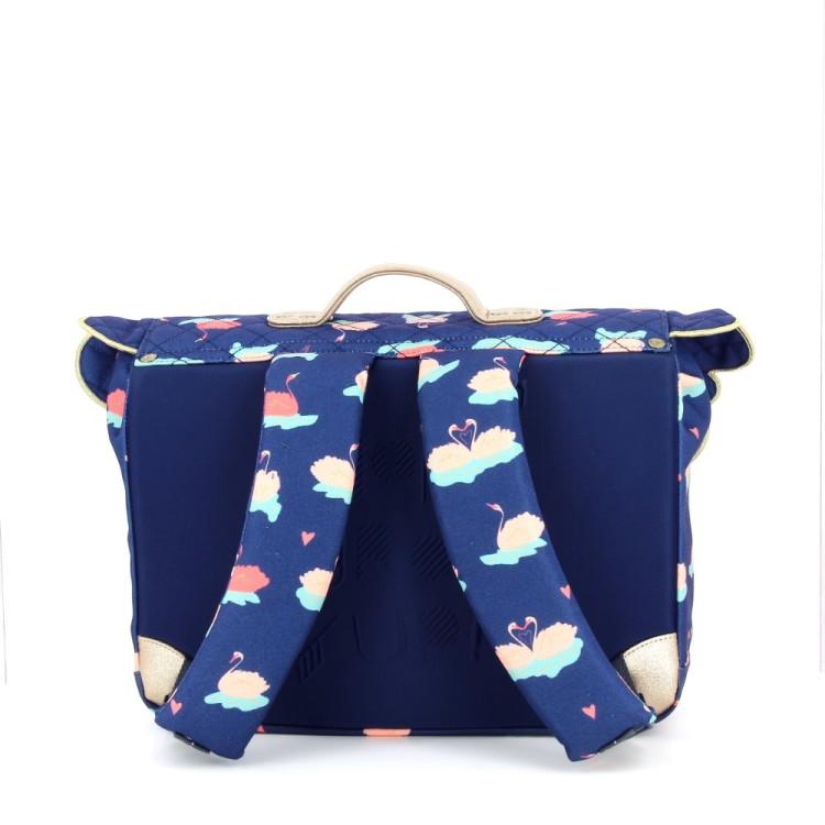 Jeune premier tassen boekentas donkerblauw 186912