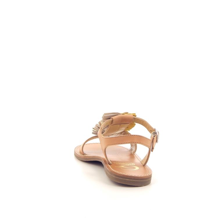 Gallucci kinderschoenen sandaal naturel 183447