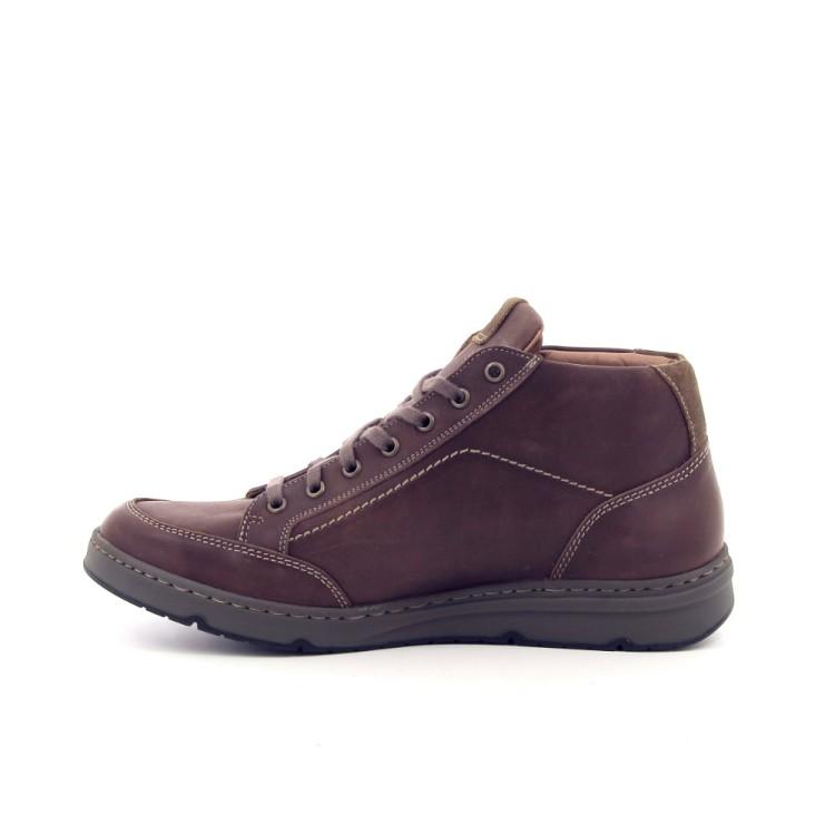 Mephisto herenschoenen boots cognac 189217