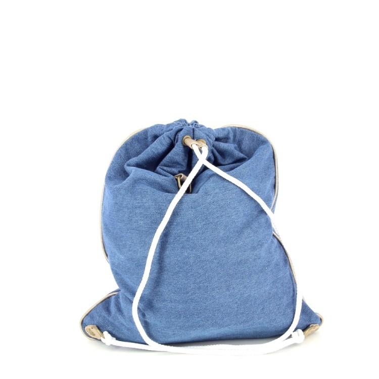 Jeune premier tassen rugzak jeansblauw 186939