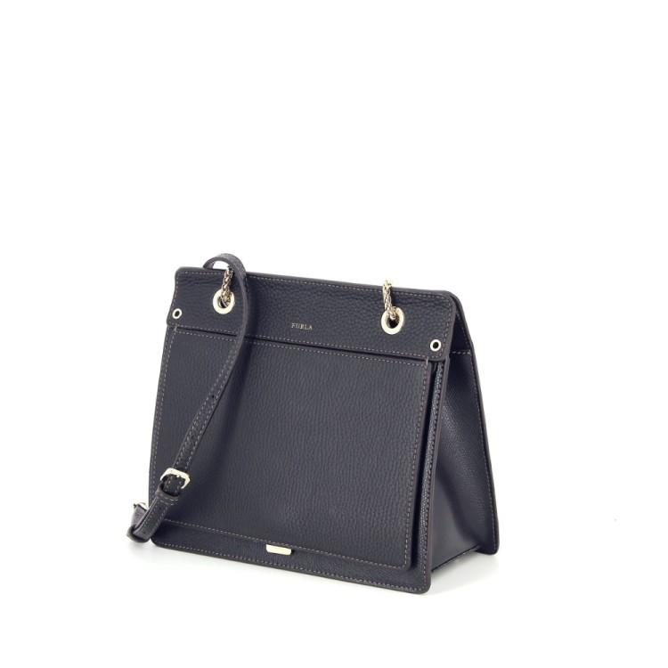 Furla tassen handtas zwart 187095