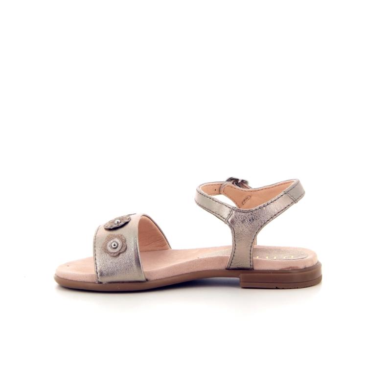 Unisa kinderschoenen sandaal goud 184182