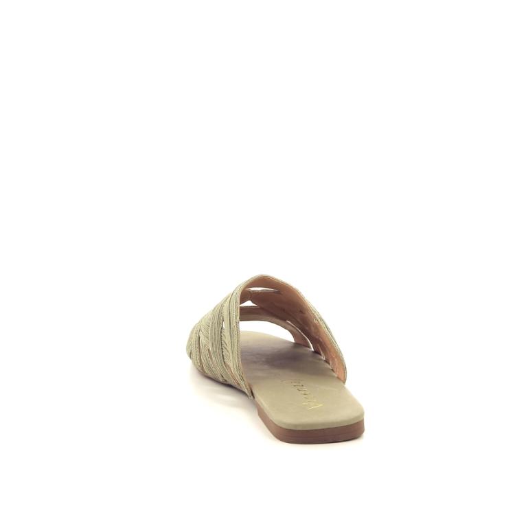 Vicenza damesschoenen sleffer olijfgroen 195022