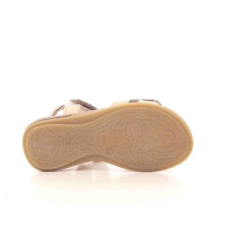 Stones and bones kinderschoenen sandaal poederrose 181412