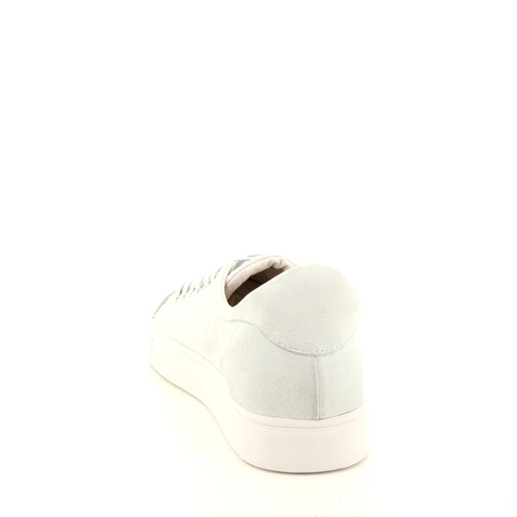 Blackstone herenschoenen sneaker wit 98909