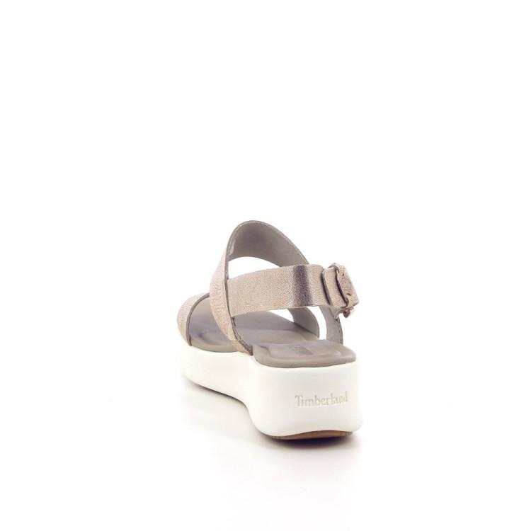 Timberland damesschoenen sandaal licht brons 194394