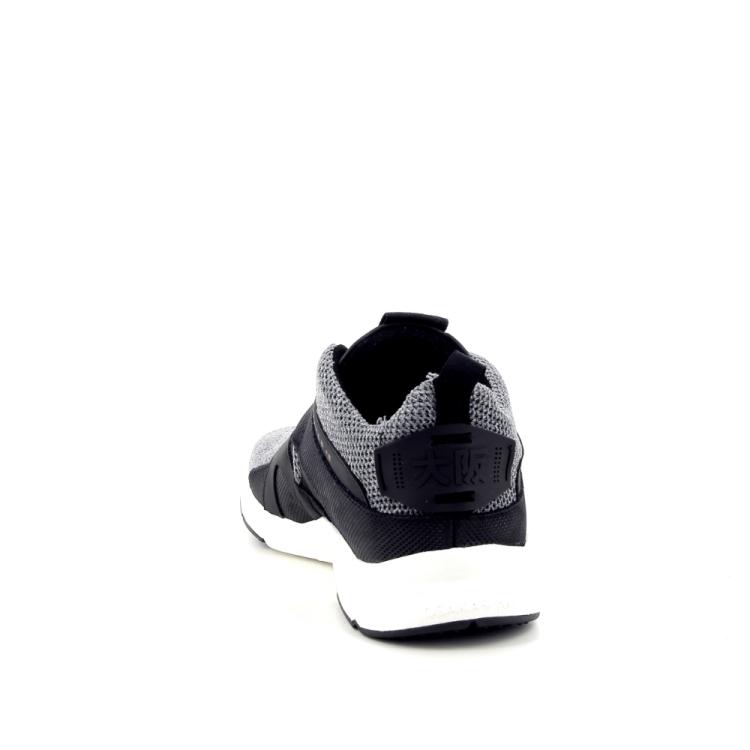 Osaka herenschoenen sneaker grijs 186524