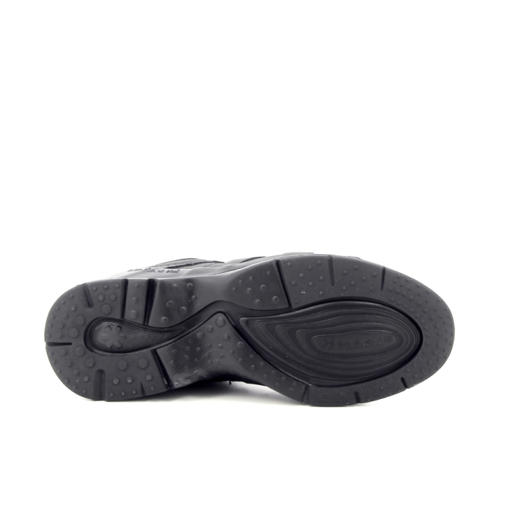 Osaka herenschoenen sneaker zwart 186526