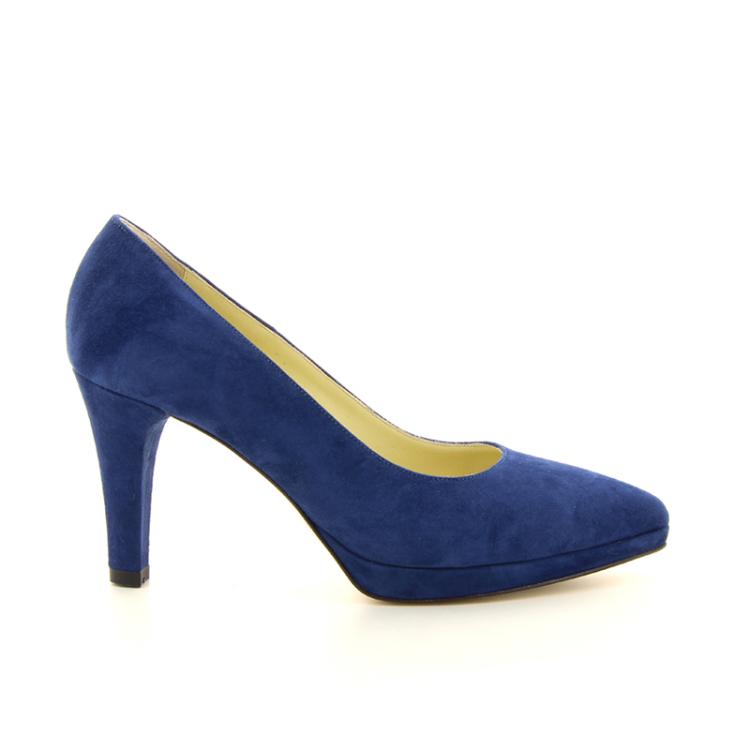 Luca renzi damesschoenen pump felblauw 15169
