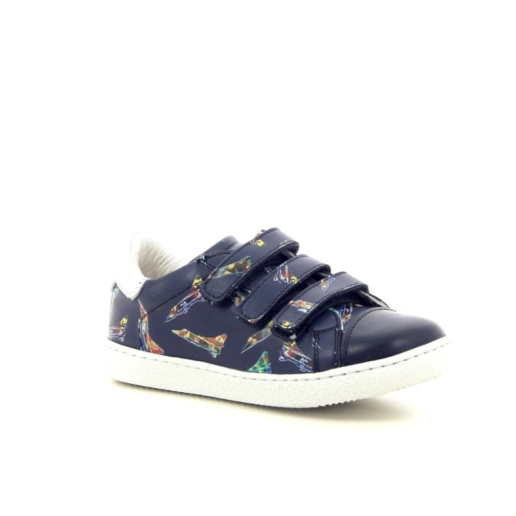 Zecchino d'oro kinderschoenen sneaker donkerblauw 194261