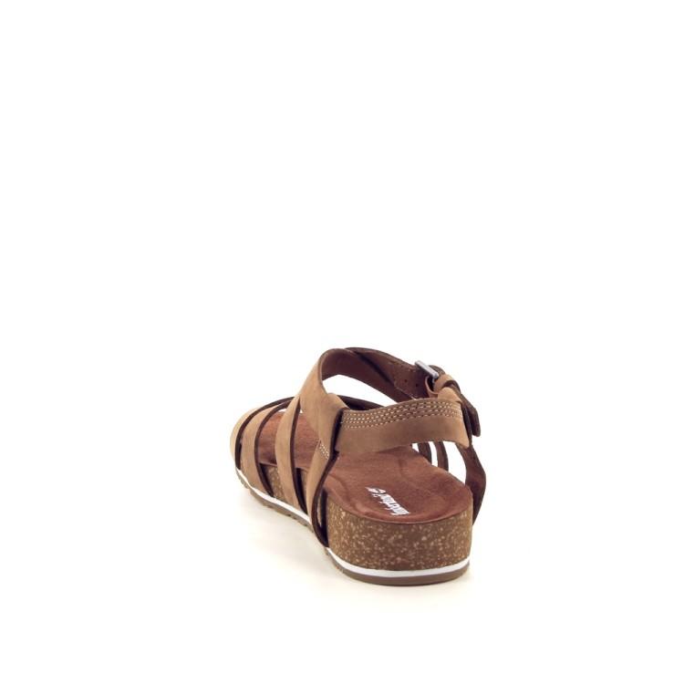Timberland damesschoenen sandaal naturel 192352