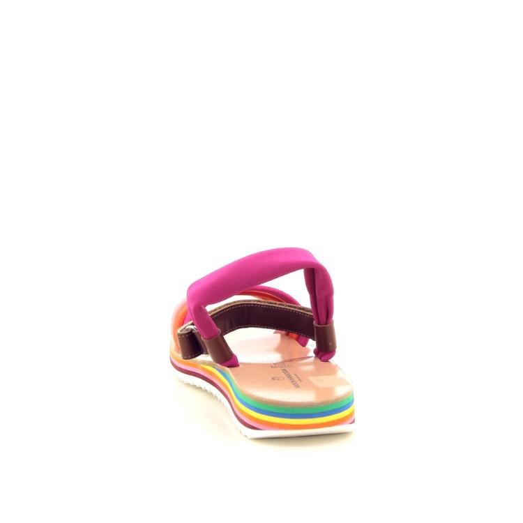 Maison mangostan kinderschoenen sandaal rose 193966