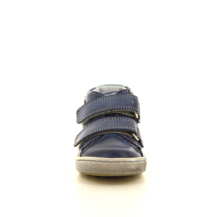 Stones and bones kinderschoenen boots jeansblauw 10944