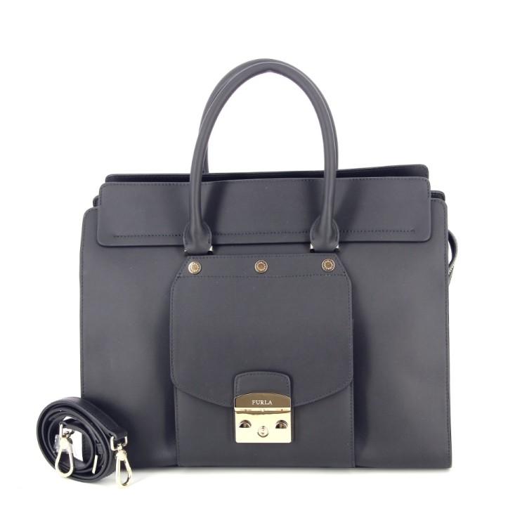 Furla tassen handtas zwart 187079