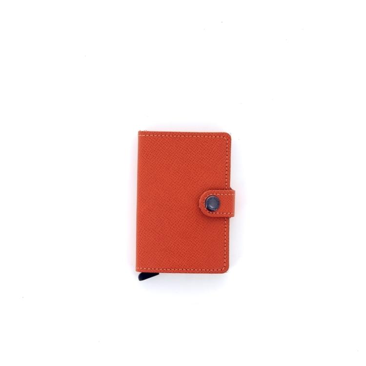 Secrid accessoires portefeuille oranje 180511