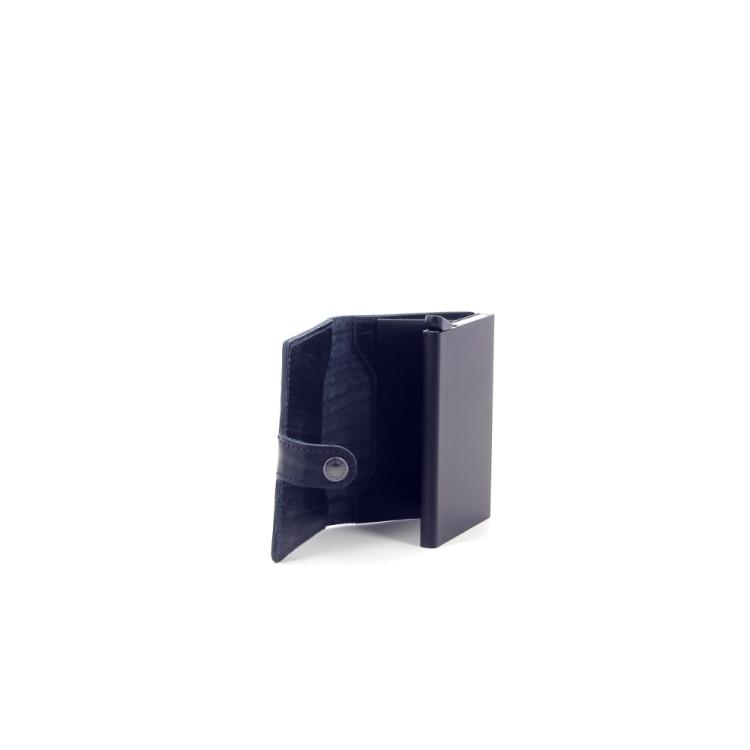 Secrid accessoires portefeuille donkerblauw 180512