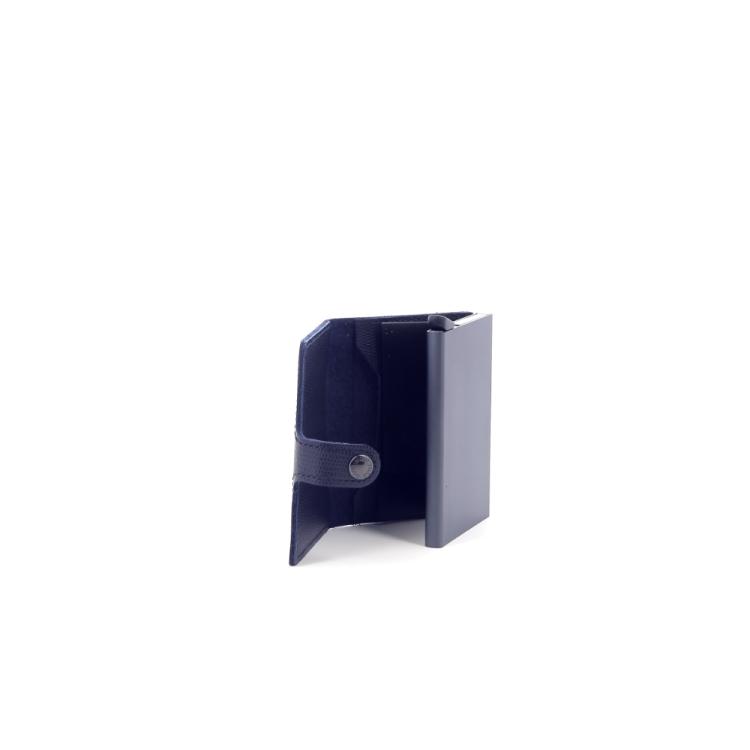 Secrid accessoires portefeuille donkerblauw 180521