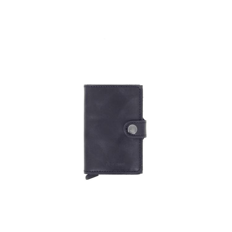 Secrid accessoires portefeuille zwart 180522