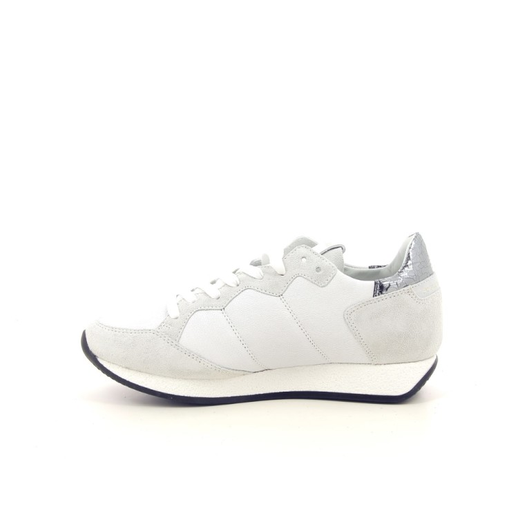 Philippe model damesschoenen sneaker wit 190582