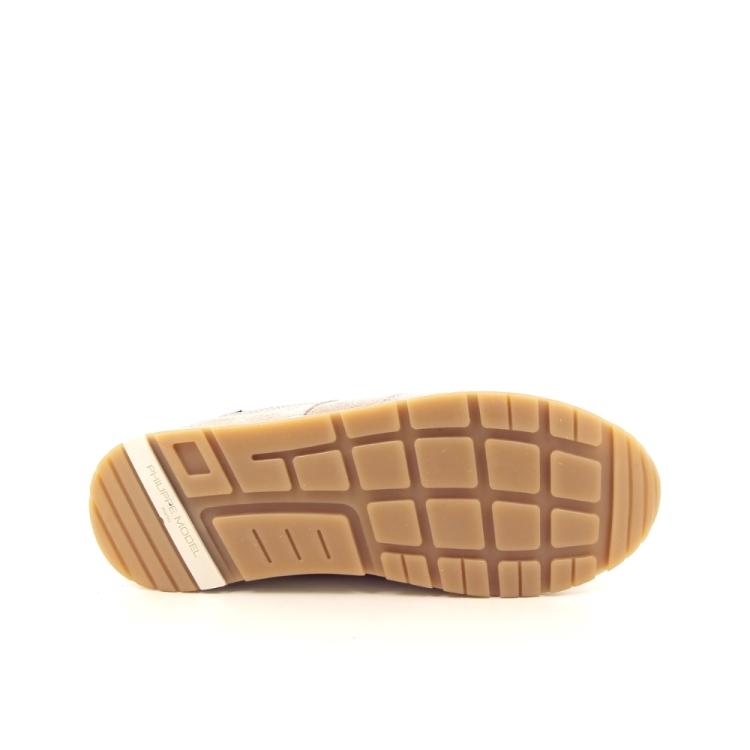 Philippe model damesschoenen sneaker poederrose 191709