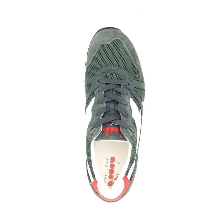 Diadora herenschoenen sneaker kaki 197717