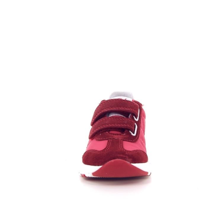 Naturino kinderschoenen sneaker rood 194323