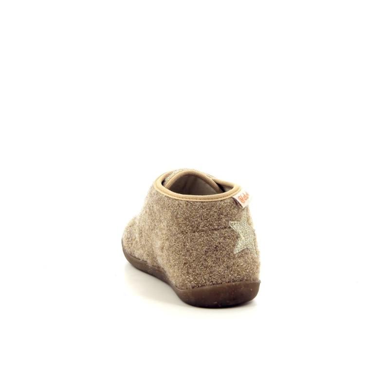 Naturino kinderschoenen pantoffel goud 189126