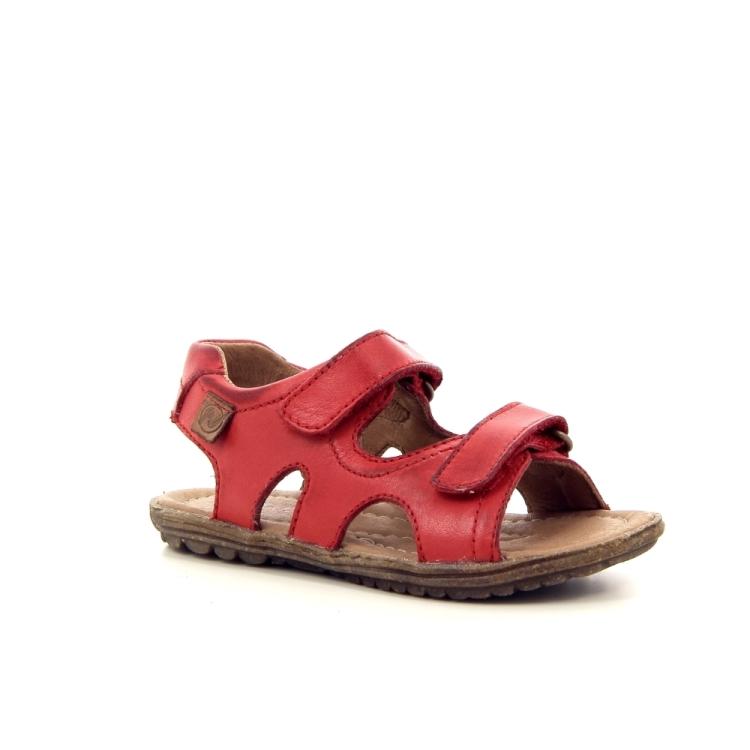 Naturino kinderschoenen sandaal rood 183500
