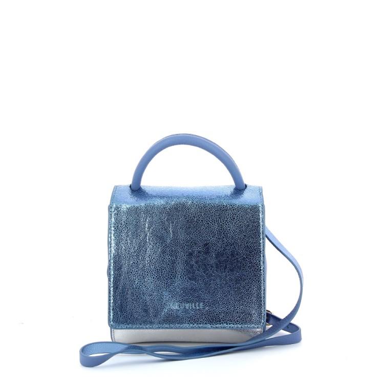 Neuville tassen handtas zilver 184300