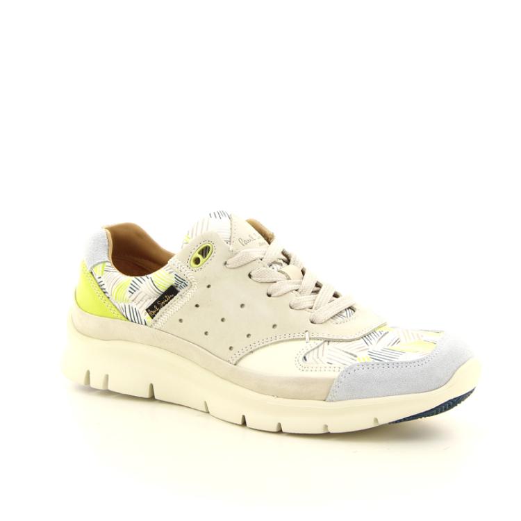 Paul smith damesschoenen sneaker ecru 98058