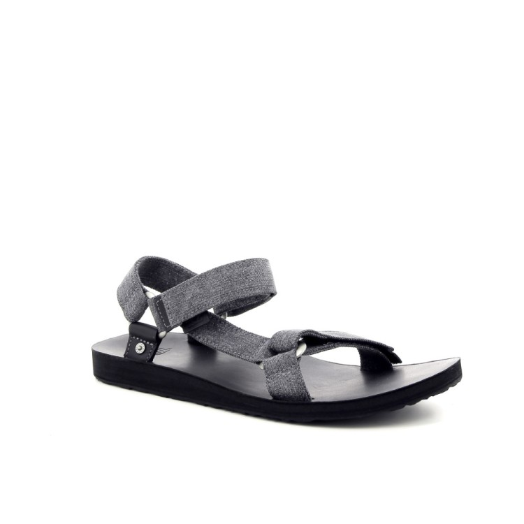 Teva herenschoenen sandaal grijs 182062