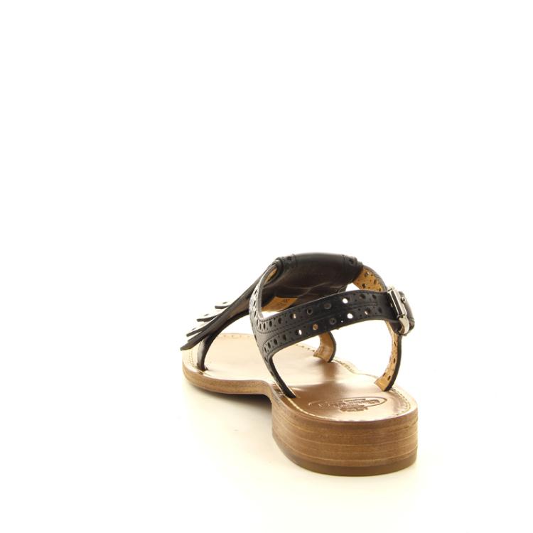 Church's damesschoenen sandaal zwart 12429