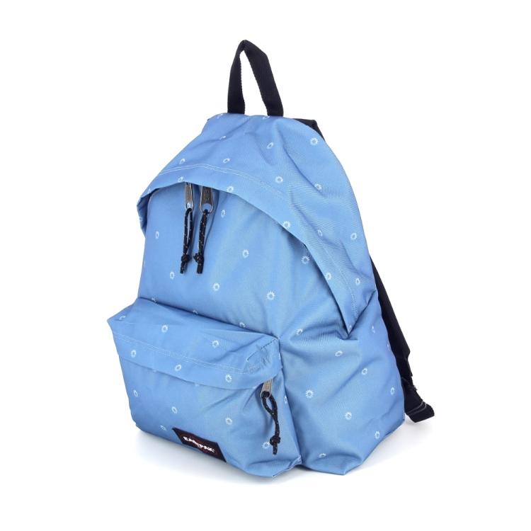 Eastpak tassen rugzak lichtblauw 187585