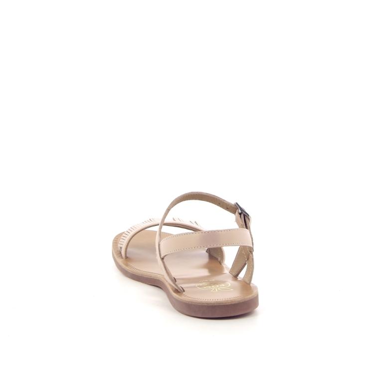 Pom d'api kinderschoenen sandaal poederrose 183426