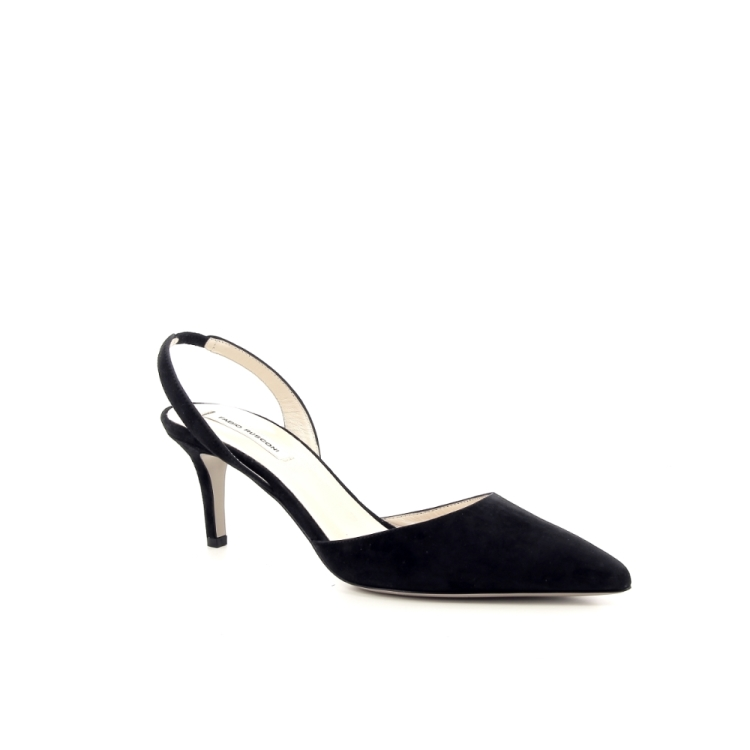 Fabio rusconi damesschoenen sandaal zwart 195201