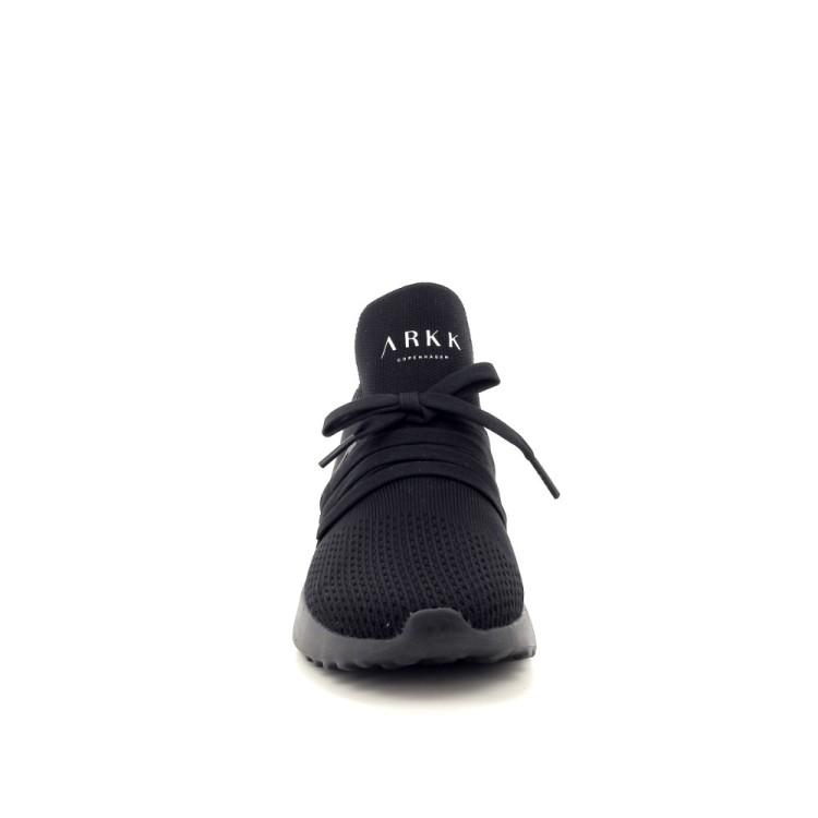 Arkk  damesschoenen sneaker zwart 195891