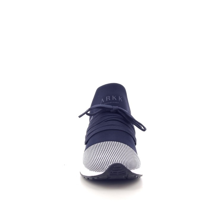 Arkk  damesschoenen sneaker donkerblauw 201695