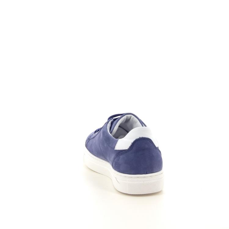 Red limit kinderschoenen veterschoen blauw 191481