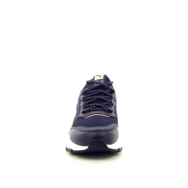Puma damesschoenen sneaker donkerblauw 192229