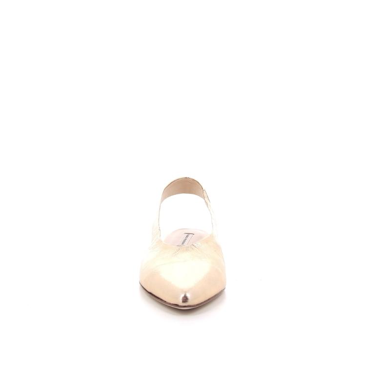 Fabio rusconi damesschoenen sandaal goud 195173