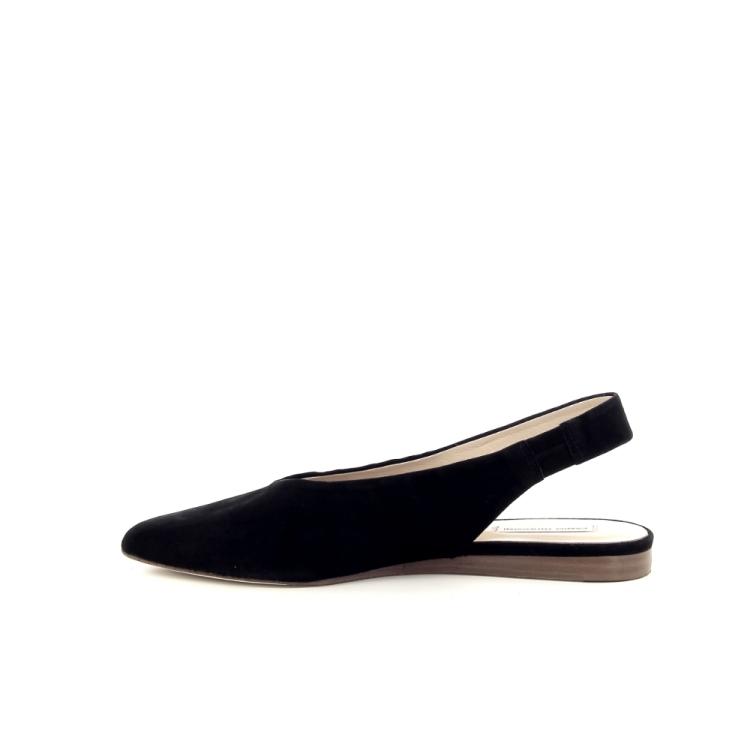 Fabio rusconi damesschoenen sandaal zwart 195176