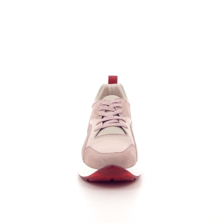 Singer damesschoenen sneaker poederrose 193680