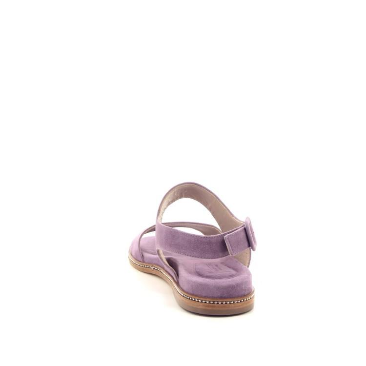 Lorenzo masiero damesschoenen sandaal lila 195821