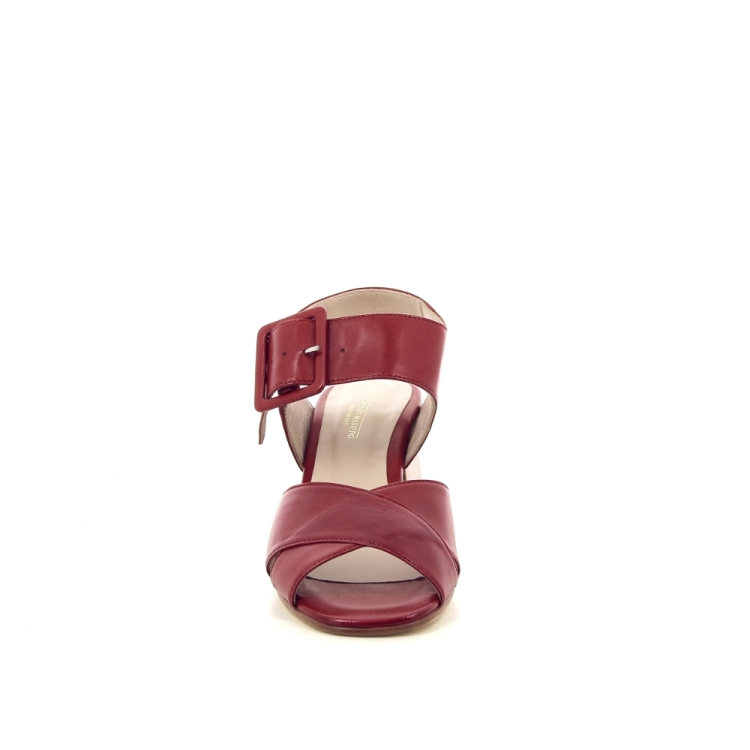 Lorenzo masiero damesschoenen sandaal rood 195830