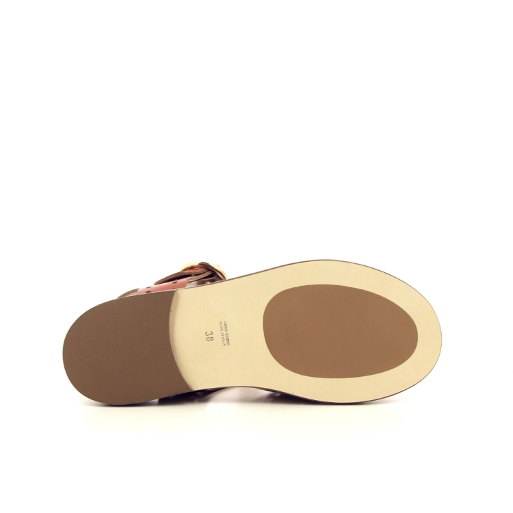 Lorenzo masiero damesschoenen sandaal naturel 195822