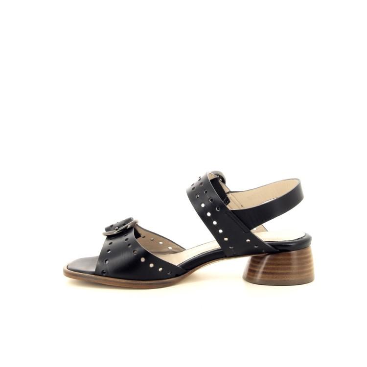 Lorenzo masiero damesschoenen sandaal zwart 195825