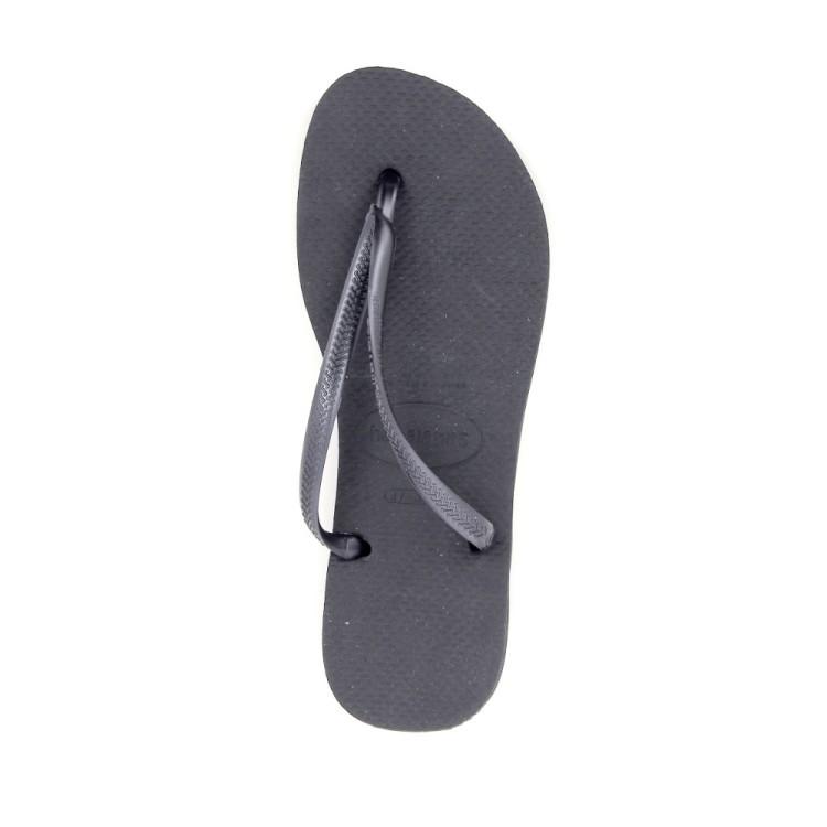 Havaianas damesschoenen sleffer zwart 185624