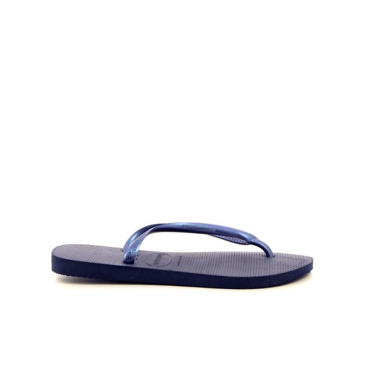 Havaianas damesschoenen sleffer donkerblauw 185625