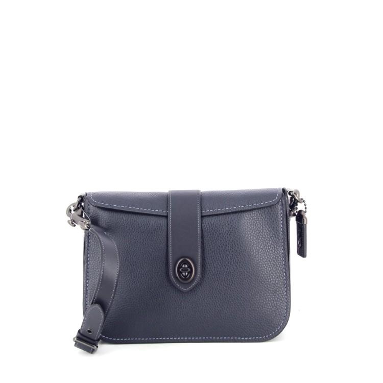 Coach tassen handtas donkerblauw 186983