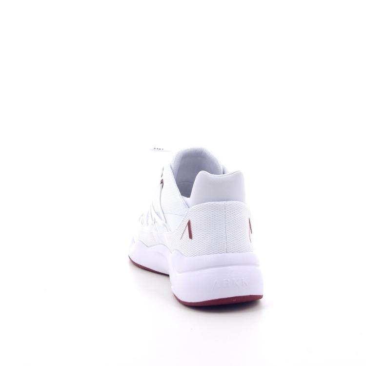 Arkk  damesschoenen sneaker wit 191346